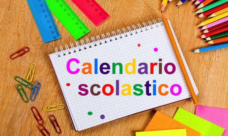 calendario attività didattiche 2017